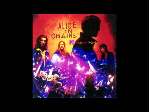 Alice in Chains - Got Me Wrong (MTV Unplugged + Lyrics)