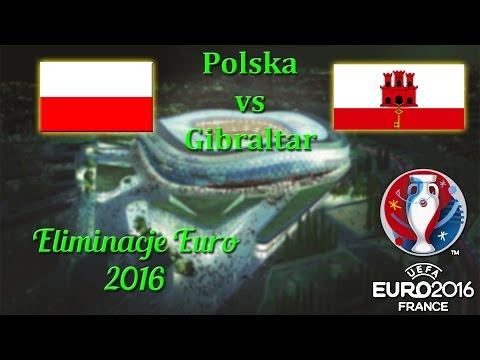 FIFA 14 | El. Euro 2016 | Polska (Poland) vs. Gibraltar