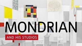 Pittori del'900. Piet Mondrian