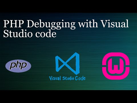 PHP Debugging with Visual Studio code in windows ( WAMPP SERVER)