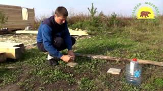 видео Защита пиломатериалов от вредителей: методики и средства