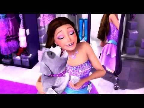 Barbie™: Принцесса и Поп-звезда. Видеоклип Словно свет