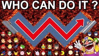 Who Can Make It? LaWa Tunnel - Super Smash Bros. Ultimate