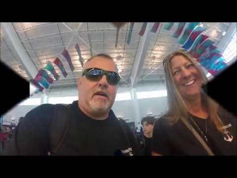 CARNIVAL VISTA CRUISE Pre-Cruise & Embarkation VLOG #1