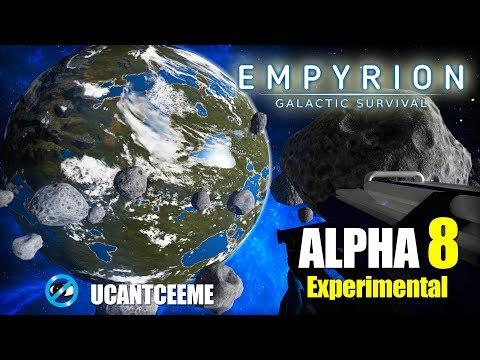 Empyrion Galactic Survival | Alpha 8 Experimental | SPACE ORBIT and COBALT ASTEROIDS | Ep. 14