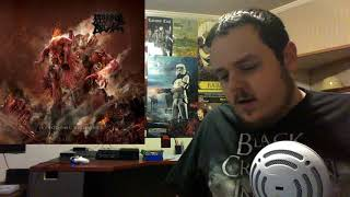 Morbid Angel - Kingdoms Disdained Album Review - Plugged On Reviews