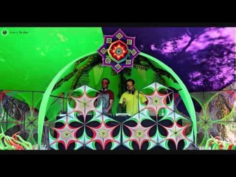 Pulsar & Thaihanu - Live Set - Montemapu Festival 2014