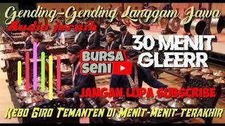 Gendhing - Gendhing Langgam Jawa | Cek sound audio jernih | gamelan penghantar tidur