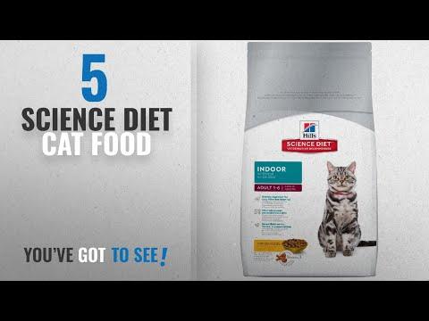 top-5-science-diet-cat-food-[2018-best-sellers]:-hill's-science-diet-adult-indoor-cat-food,-chicken