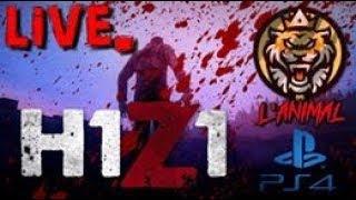 H1Z1 ps4 : Une nouvelle meta d'arme SAISON 2 (432 top1)