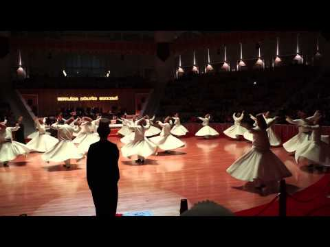 Whirling Dervishes of Rumi with Sufi music