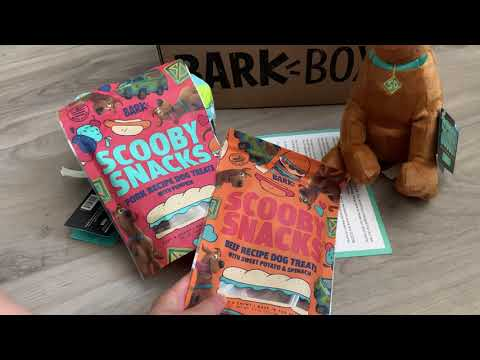 BarkBox Review | Barkbox Unboxing | May 2020 | SCOOB! Scooby Doo