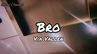 Bro - Via Vallen   Lirik