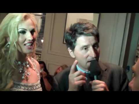 Fashion TV, Mrs. World 2008 Kamaliya  & Drunk French Cultural ministry official