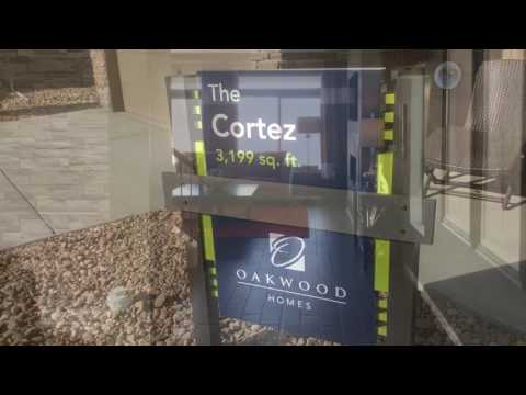 The Cortez Model by Oakwood Homes at Green Valley Ranch in Denver