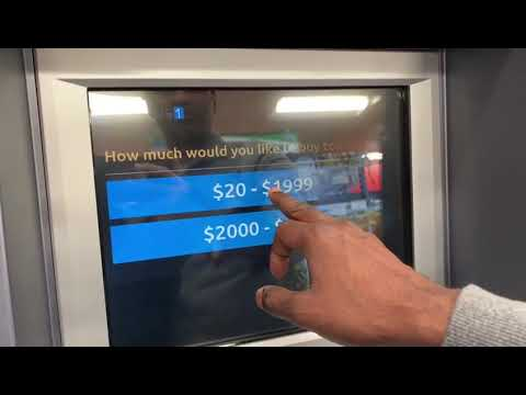 Bitcoin Purchasing At Bitcoin ATM