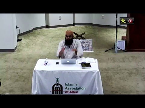 The Inevitable Journey 02: Life of the Barzakh - Imam Arsalan Haque