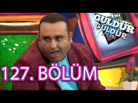 Güldür Güldür Show 127. Bölüm FULL HD Tek Parça