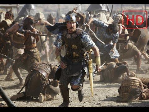 ÊXODO: DEUSES E REIS - Filmes de Ação, Aventura Dublado  - FILMES LANÇAMENTO 2016 - Christian Bale