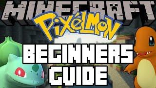 Minecraft Pixelmon | Tips and Tricks Beginner's Guide!