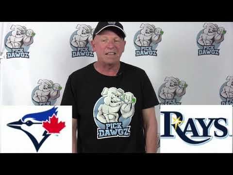 Tampa Bay Rays vs Toronto Blue Jays Free Pick 7/24/20 MLB Pick and Prediction