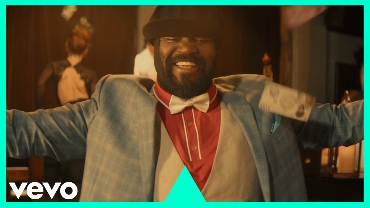 """Gregory Porter - The """"In"""" Crowd (Official Music Video)"""