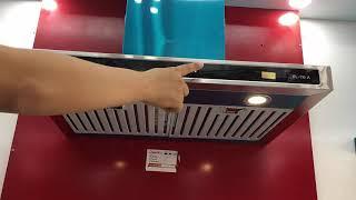 [REVIEW] Đánh Giá Máy hút mùi Fandi FD-FL70A - Bep247.vn