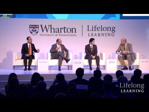 Wharton Global Forum Bangkok 2015:  Panel: The Consumer Powe