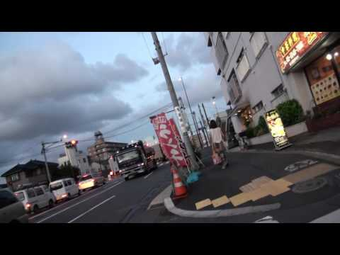 Bike Ride Around Itabashi, Tokyo, Japan