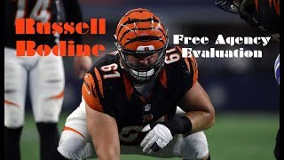 9e84030d Russell Bodine: Free Agency Evaluation