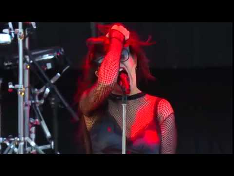 Charli XCX LIVE @ Rock in Rio 2015
