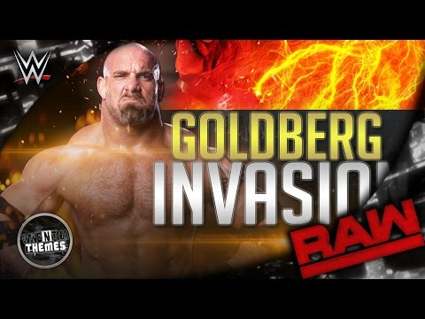 """Goldberg 1st WWE Theme Song 2016 - """"Invasion"""" + Download Link [HD]"""