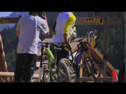 VTT Descente Les Gets Bikepark (official video) - MTB downhill