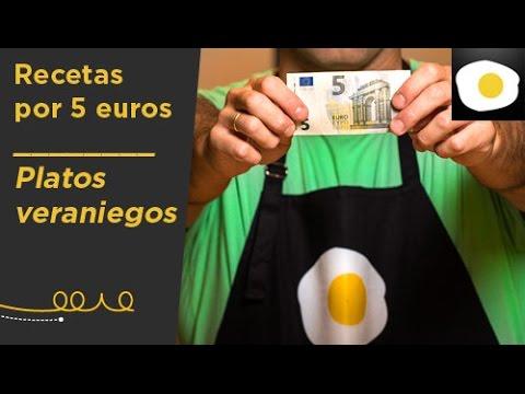 Descubre recetas por 5 euros platos veraniegos canal - Cocinas por 2000 euros ...