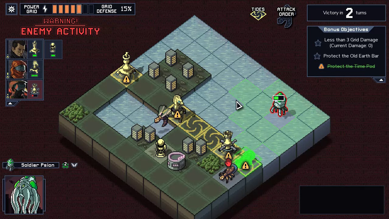 Into The Breach mod squad - Chess Squad - YouTube