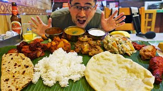 Japanese Guys Try South Indian Food for the First Time