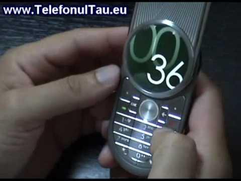 Motorola Aura Review ( in Romana ) - www.TelefonulTau.eu -