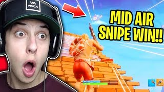 The Sniper Win You Won't Believe.........