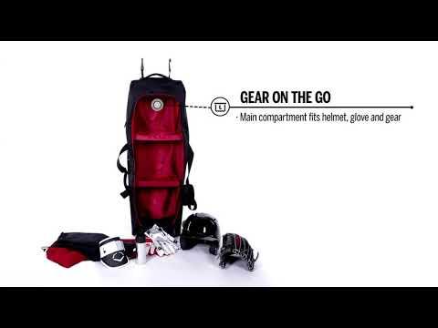Louisville Slugger Omaha Wheeled Bag