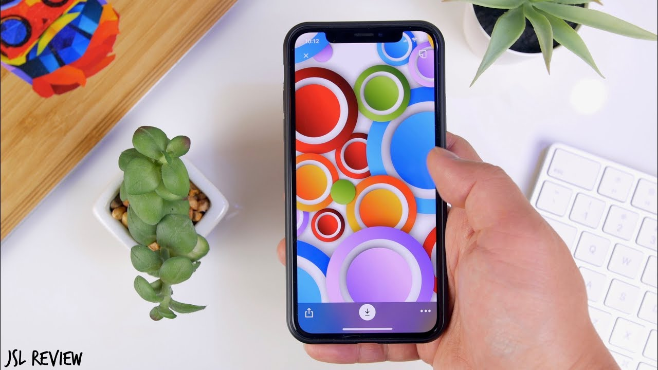 Best Wallpaper Apps For Iphone Xs And Xs Max All Free