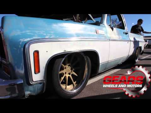 Cannonball C/10 1974 GMC Sierra Grande /Gears Wheels and Motors