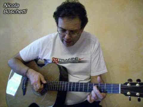 Acoustic Guitar - Confini Aerei - Nicola Boschetti
