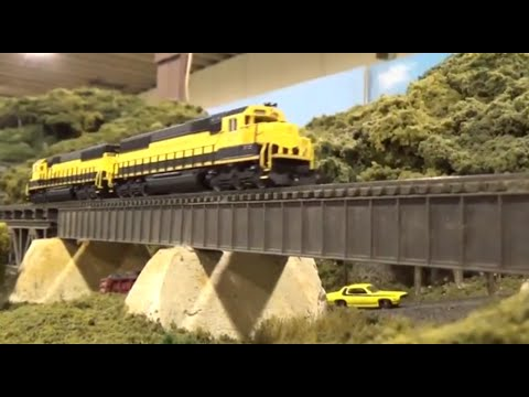 NJS Presents: The Trains of Atlantic City N Scale Gathering 2015
