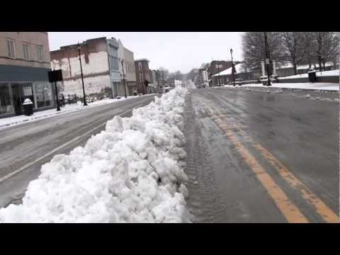 Vandalia, IL | Snow Storm | March 24, 2013