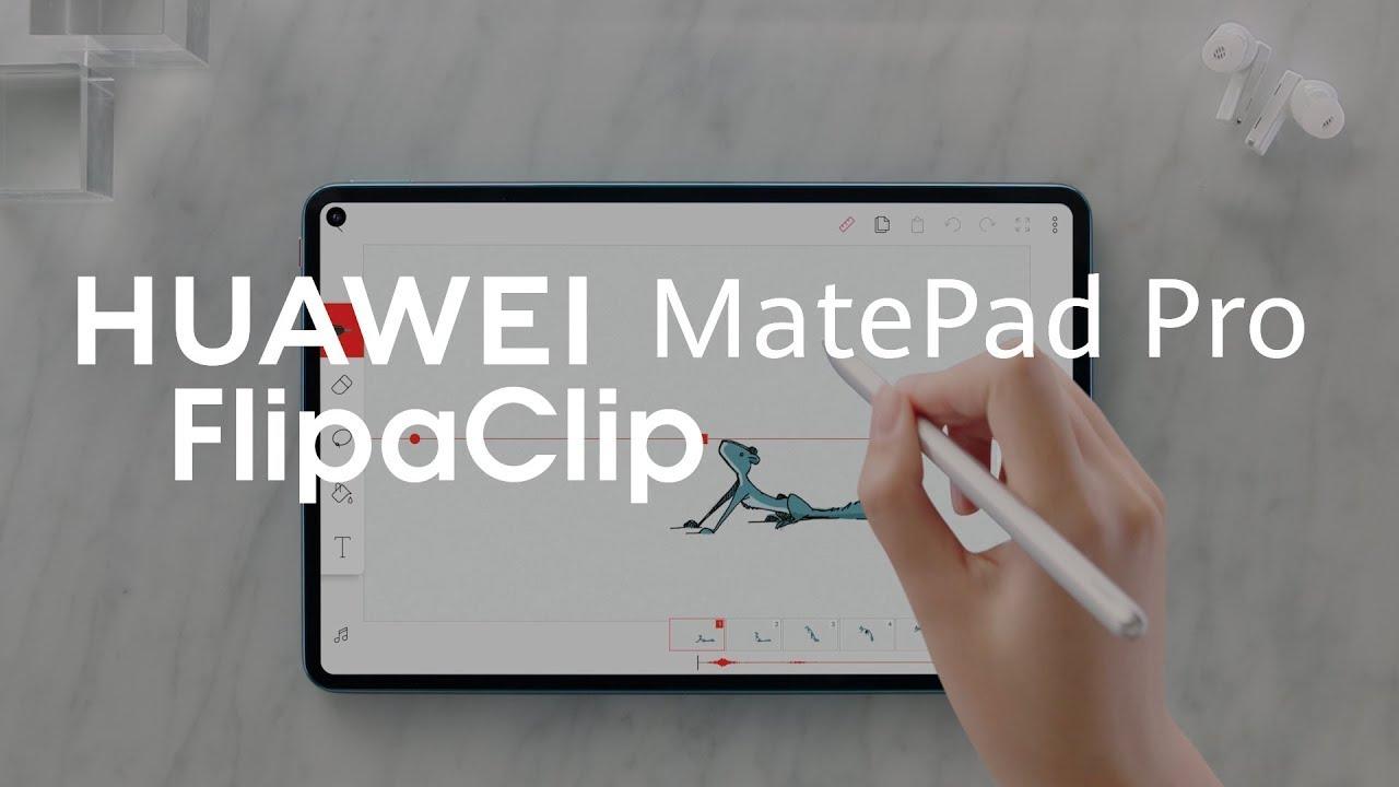 #Huawei Buy Guide: HUAWEI MatePad Pro - FlipaClip #HUAWEIMatePadPro