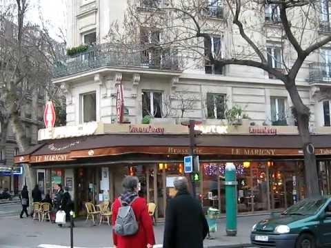 BAR TABAC  LE MARIGNY AVENUE DE  LAUMIERE PARIS 75019