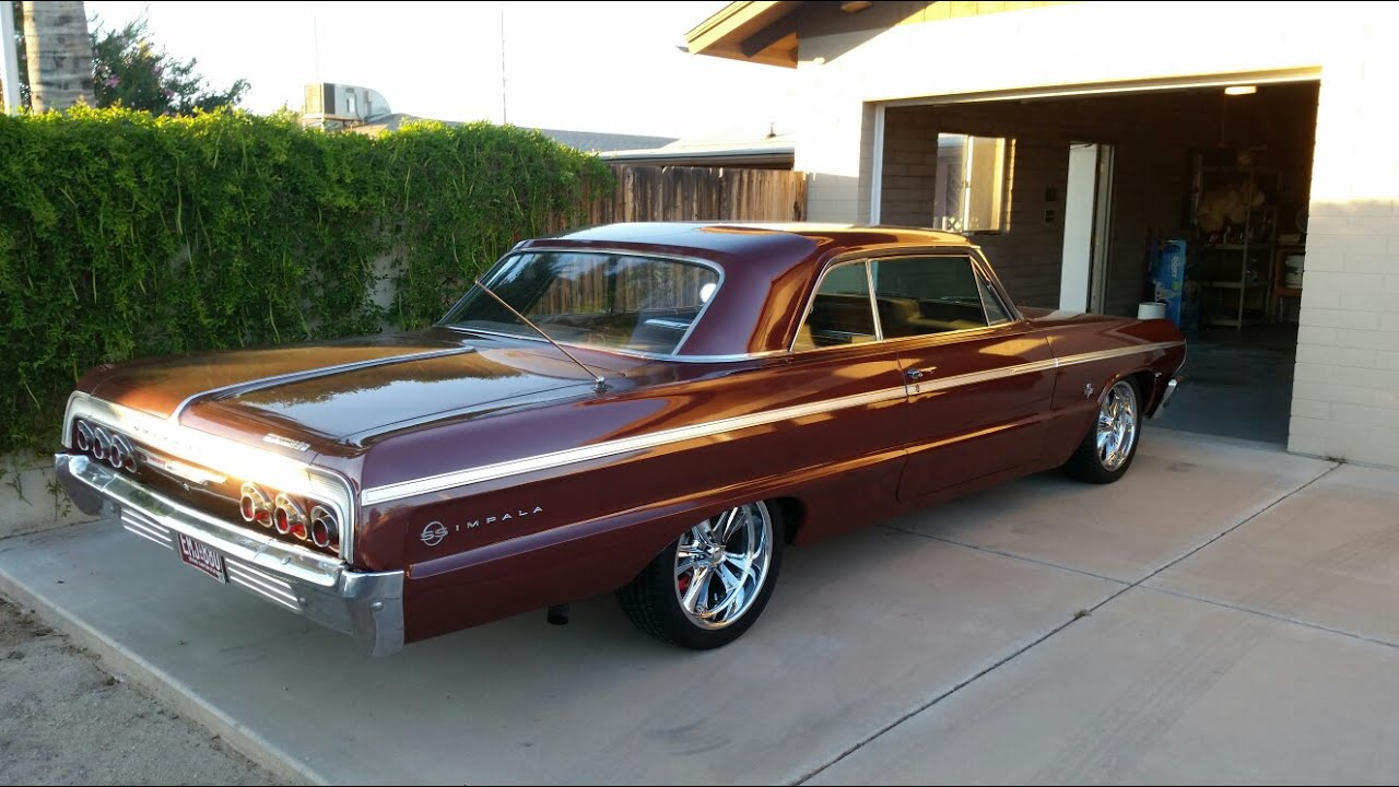 64 Impala Ss 409 For Sale