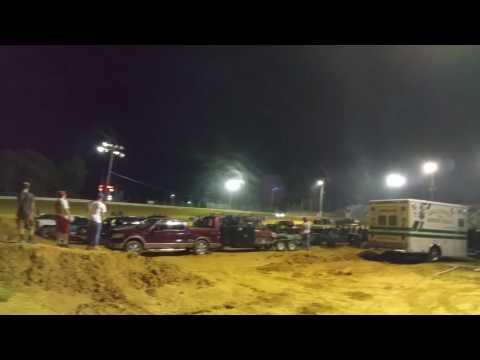 Potomac Speedway Street Stock 8/12/16
