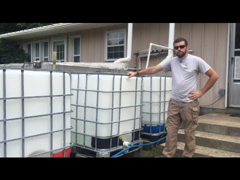 A complete off grid homestead renovation by Off Grid Contracting: Part 1 water system