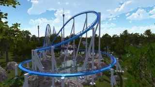 Wind Force - B&M Hyper Coaster - No Limits 2 pro